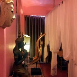 Salle exclusive de massage relaxant
