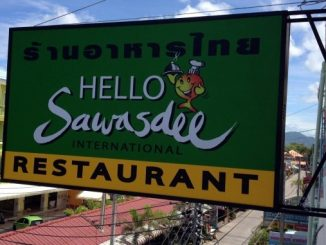Hello Sawasdee